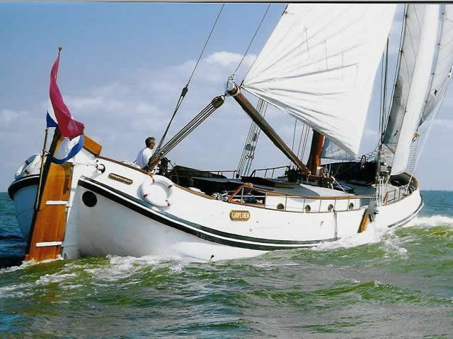 Carpe Diem Sailing - Traditioneel zeilschip