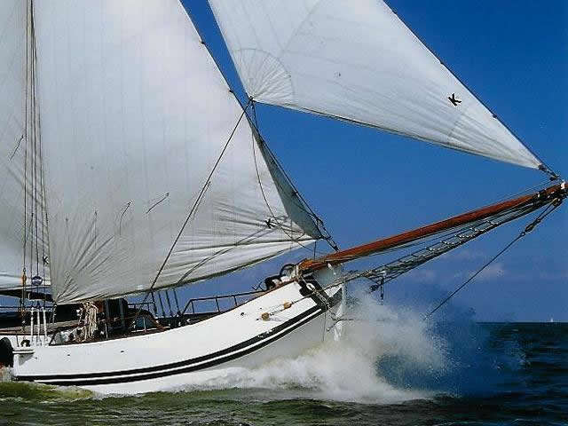 Carpe Diem Sailing - dinner cruise, zeilen en dineren