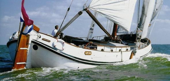A special sailing adventure Groups from 15 - 300 persons
